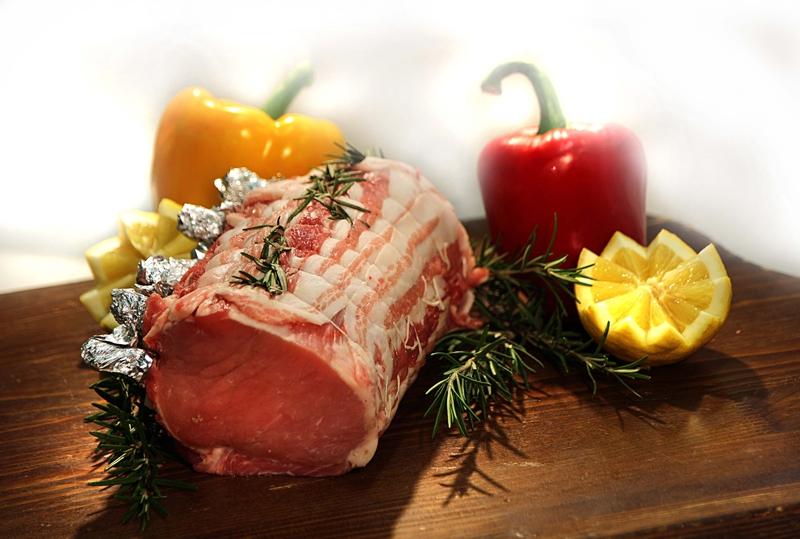 Lombata di suino | Bonometti Carni - Brescia