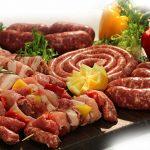 Misto di carne per griglia